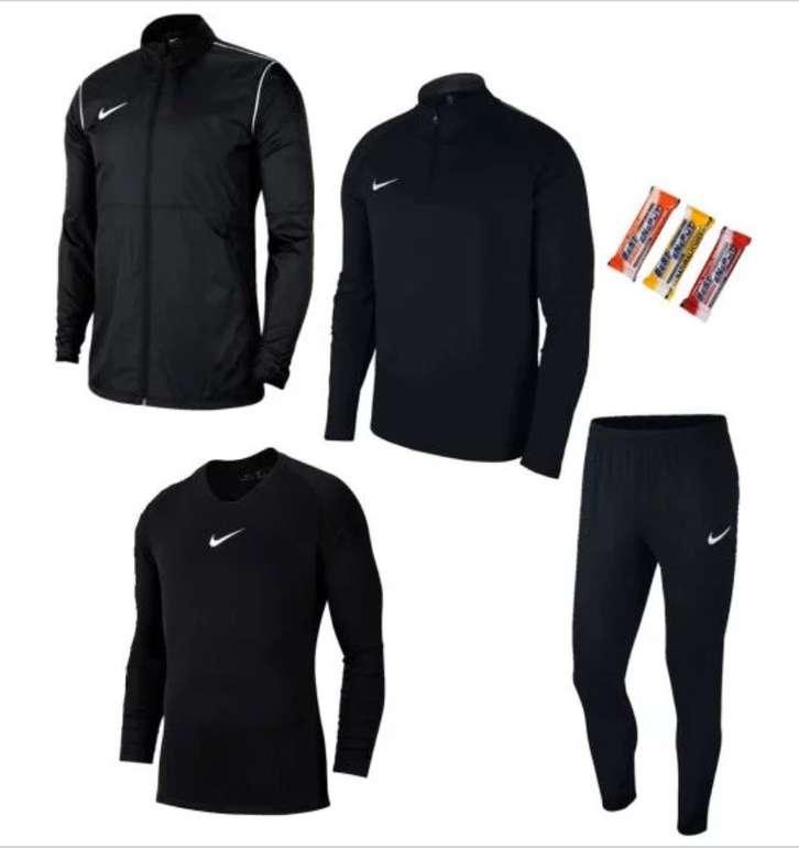 4-tlg. Nike Trainingsset Academy + 3x Gratis Energy Riegel für 59,95€ inkl. Versand (statt 81€)
