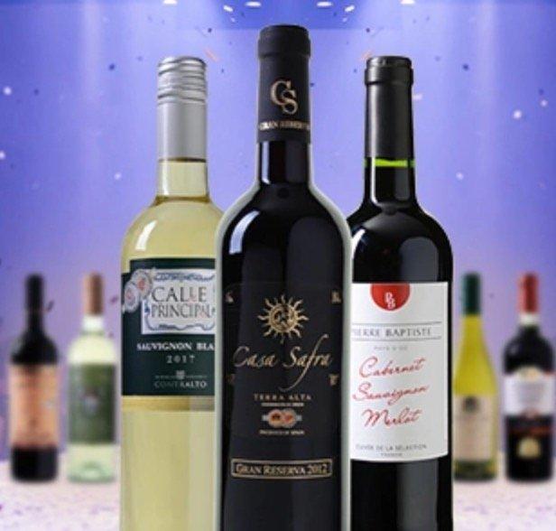 Knaller! Weinvorteil: 20,20€ Rabatt auf Weine - auch auf reduzierte Weinsorten (MBW: 50€)