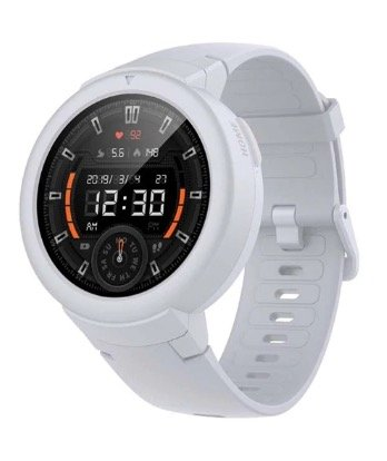 Huami AmazFit Verge Lite - GPS Smartwatch mit Herzfrequenzmessung für 44,40€ (statt 63€)