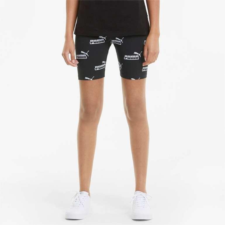 Puma Amplified Damen Radlerhose für 13,96€ inkl. Versand (statt 17€)
