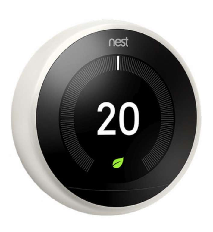 Nest Learning Thermostat 3. Generation für 175,90€ inkl. Versand (statt 230€)