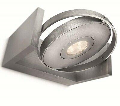 Philips LED Wandlampe Spot Particon (1-Flammig, Aluminium, Warmweiß) für 33,99€