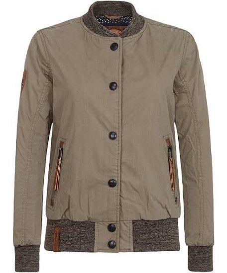 """Naketano Damen Jacke """"dirty"""" in 4 Farben ab 31,43€ inkl. VSK (statt 45€)"""