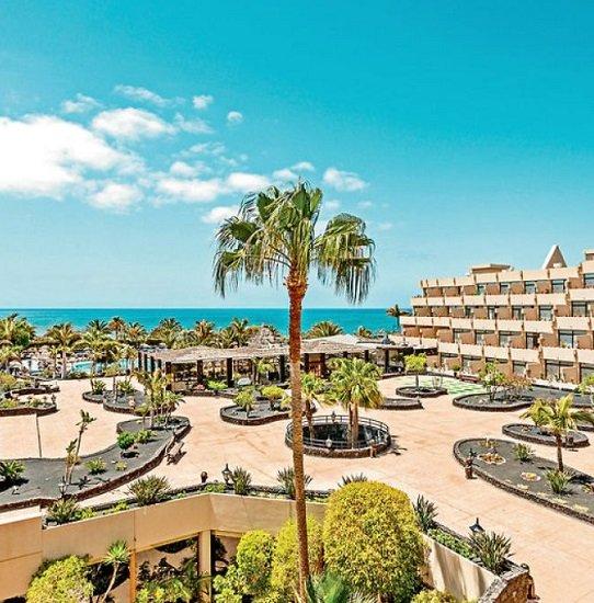 1 Woche Lanzarote im 4*Hotel inkl. Halbpension, Transfer und Flügen ab 343€ (Reisezeitraum ab November)