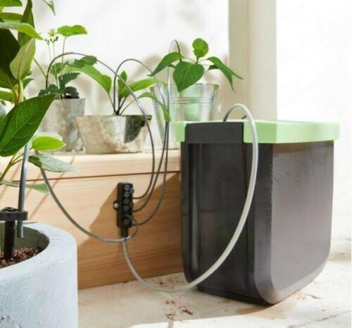 Diverse Urlaubsbewässerungssystem mit Zeitschaltuhr für bis zu 36 Pflanzen für 29,99€ inkl. Versand (statt