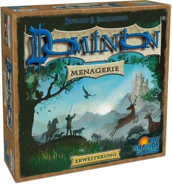 Dominion Menagerie bei Bücher.de sofort lieferbar: 28,99 inkl. Versand.