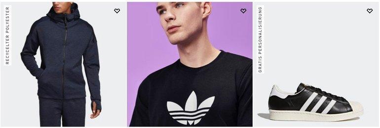 Adidas Titel