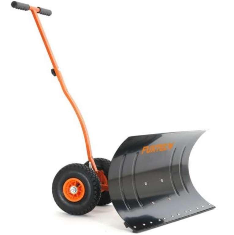 Fuxtec SS740 Schneeschieber auf Rädern für 49€ inkl. Versand (statt 59€)