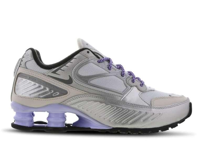 Foot Locker Sale mit bis zu 50% Rabatt - z.B. Nike Shox Enigma 9000 für 79,99€ (statt 104€)