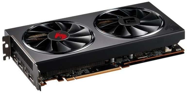 Powercolor Radeon RX 5700 Red Dragon 8GB GDDR6 Grafikkarte für 337,99€ inkl. VSK