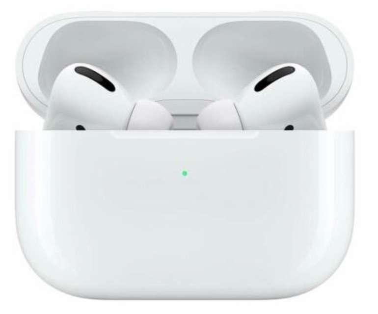 Apple AirPods Pro In-Ear Kopfhörer mit Wireless Charging Case für 175,45€ (statt 195€) - eBay Plus!