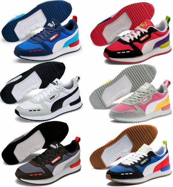 Puma R78 Damen/Herren Sneaker in verschiedenen Varianten für 34,99€ inkl. Versand (statt 45€)