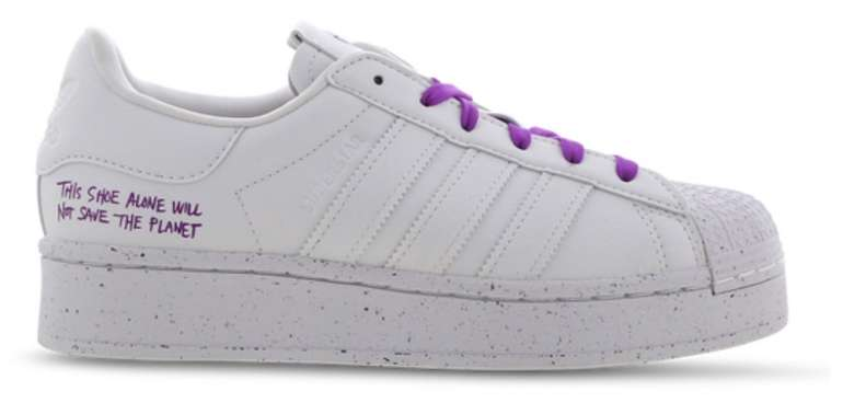 Adidas Superstar Bold Damen Sneaker 49,99€inkl. Versand (statt 60€)