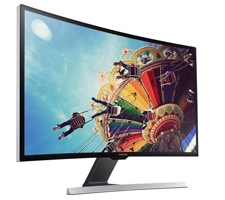 """Samsung Curved T27D590CW 27"""" Full HD Monitor (CI+, EEK A) für 208,83€"""