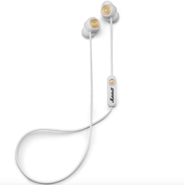 Marshall Minor II Bluetooth In-Ear-Kopfhörer für 49,99€ inkl. Versand (statt 55€)