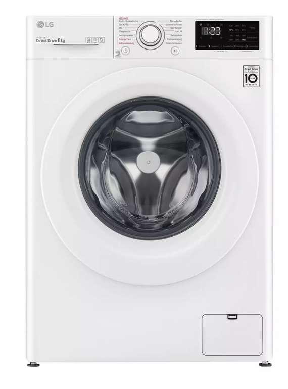 LG F4WV308S0 Waschmachine (1400 U, EEK: C) für 388,95€inkl. Versand (statt 461€)