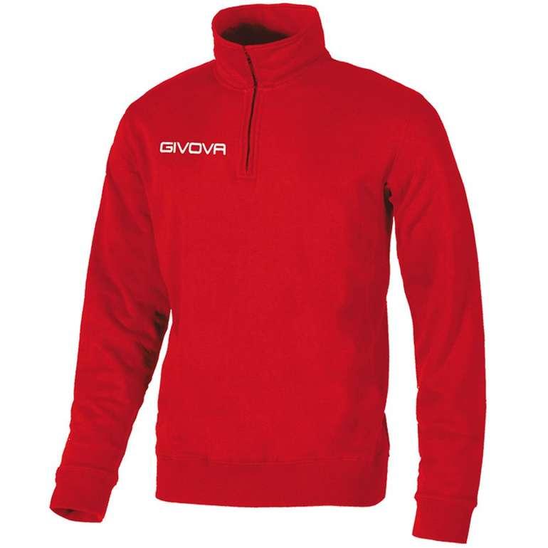 Givova Tecnica Half Zip Trainings Sweatshirts (11 verschiedene Farben) für je nur 11,99€ zzgl. Versand