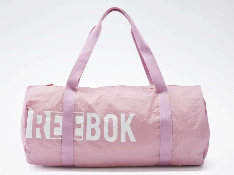 Reebok Sporttasche Foundation Cylinder Bag für 15,33€ inkl. Versand (statt 29€)