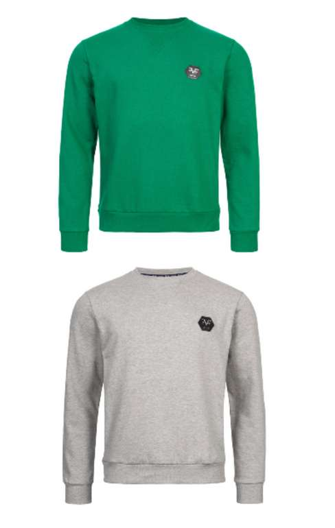 19V69 Versace Herren Sweatshirt (vers. Farben) für 33,94€inkl. Versand (statt 50€)