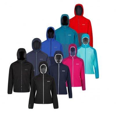 RegattaSoftshelljacke Arec II fürSie und Ihn verschiedene Farben für 29,99€