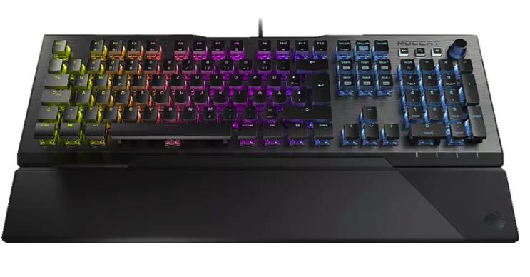 Roccat Vulcan 120 Aimo Tastatur für 99,24€ inkl. Versand (statt 130€) - Newsletter-Gutschein!