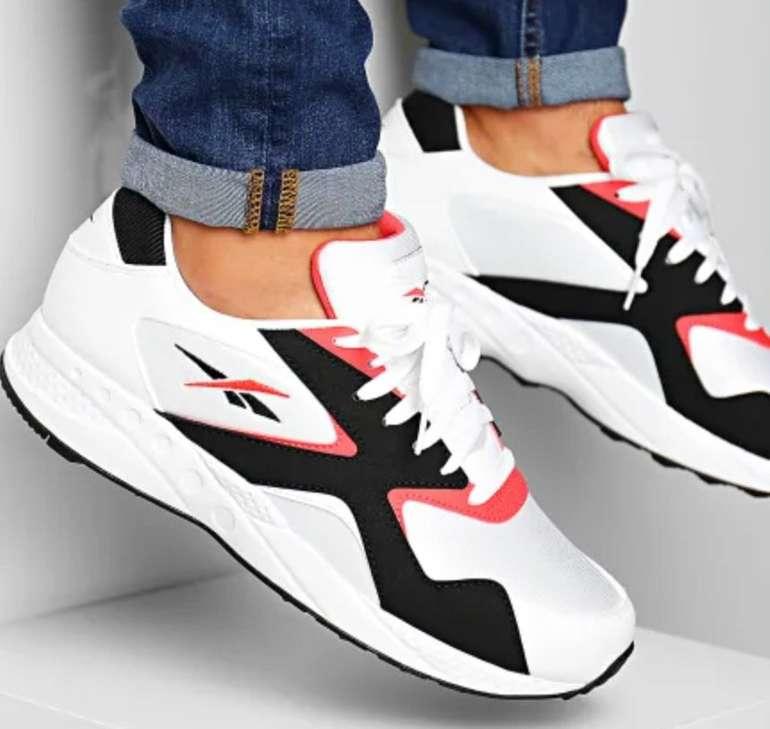 Reebok Flash Sale mit bis zu 50% + 10% Extra + VSKfrei - z.B. Classics Torch Hex Shoes für 46,03€ (statt 55€)