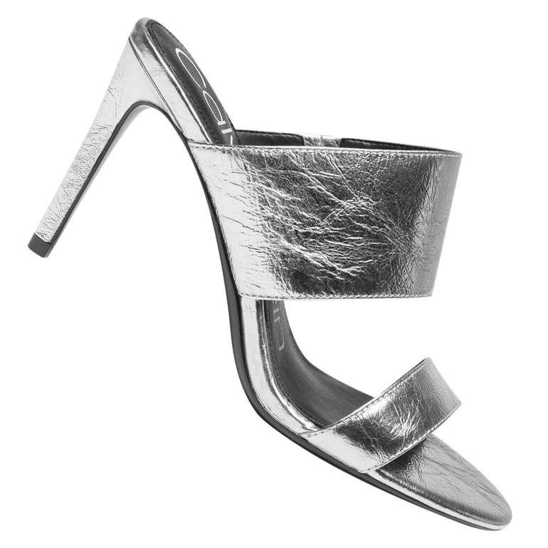 Calvin Klein Rema Thrill Damen Heel Sandalen für 43,94€ inkl. Versand (statt 55€)