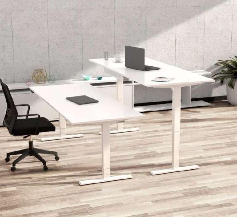 Abranta Milla - Elektrisch höhenverstellbares Schreibtischgestell für 239,90€ inkl. Versand (statt 375€)