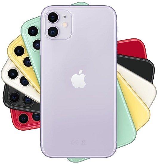 Apple iPhone 11 mit 64GB inkl. Vodafone Smart XL Allnet-Flat mit 19GB LTE für 41,99€ mtl. (GigaKombi)