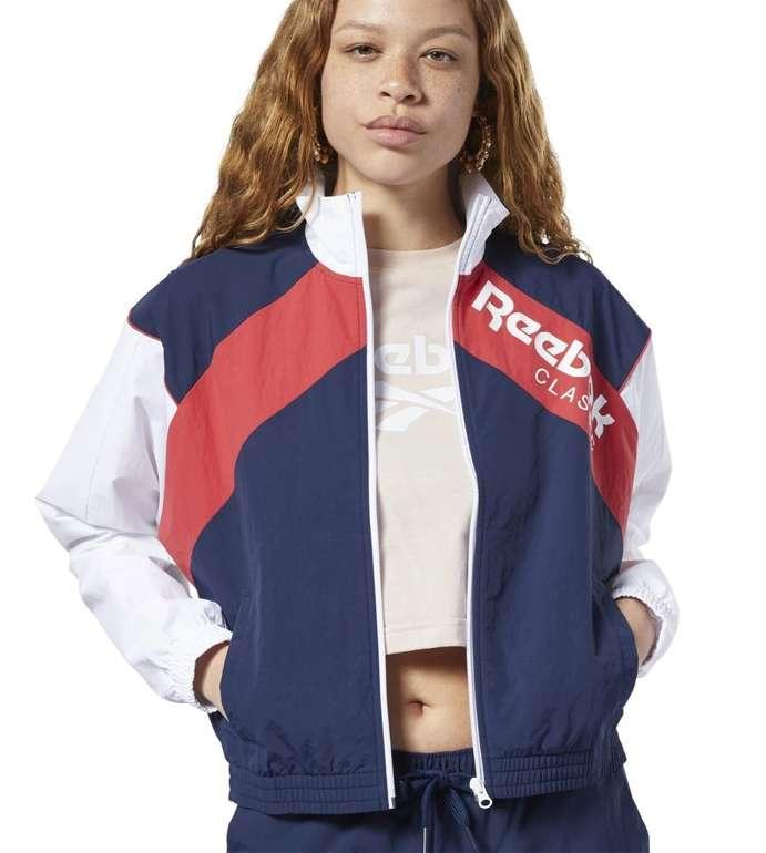 Reebok Damen Classics Track Jacket für 34,99€ inkl. Versand (statt 40€)