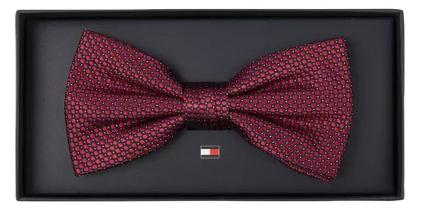 Tommy Hilfiger Fliege aus Seide in Rot für 6,99€inkl. Versand (statt 28€) - Kundenkarte!