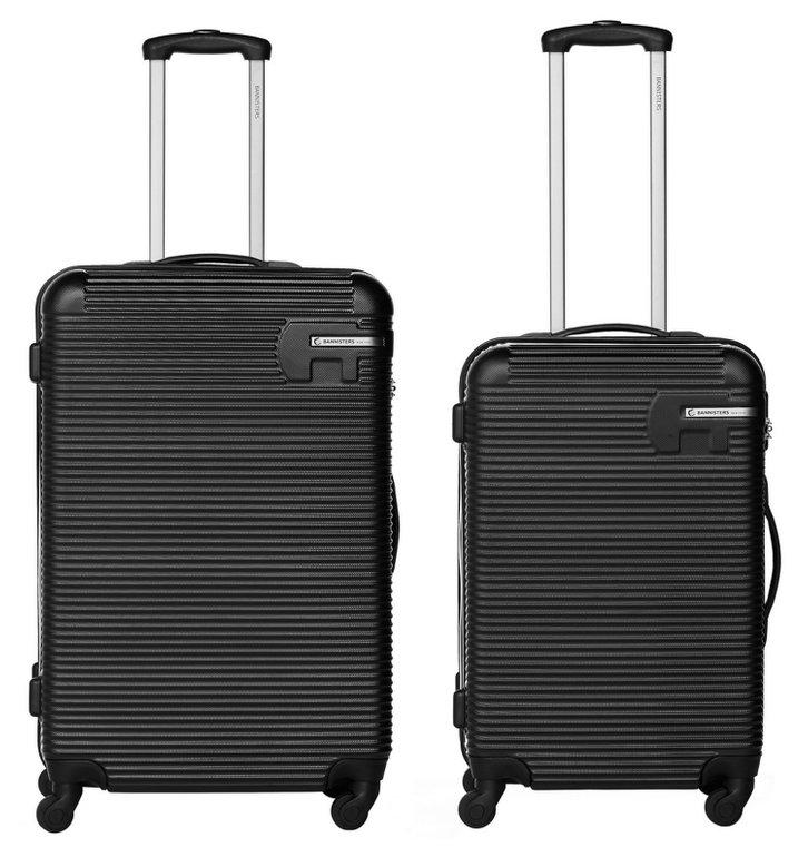 2er-Set Bannisters Hudson ABS Koffer in 3 Farben für je 79€ inkl. Versand