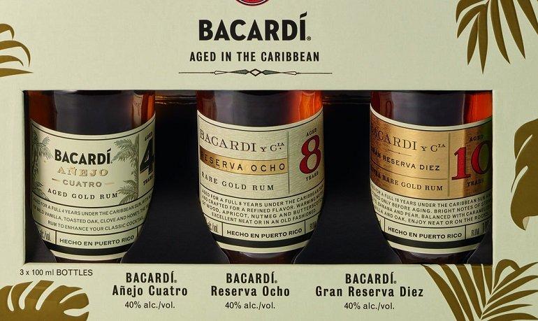 BACARDI Premium Discovery Pack 2