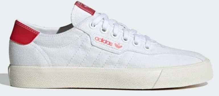 Adidas Love Set Super Sneaker in rot weiß für 59,16€inkl. Versand (statt 80€)