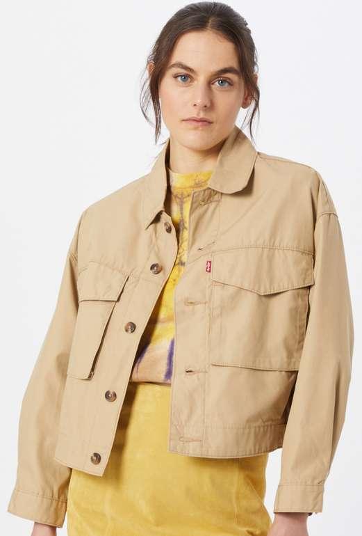 Levi's Jacke in beige für 43,60€ inkl. Versand (statt 71€)