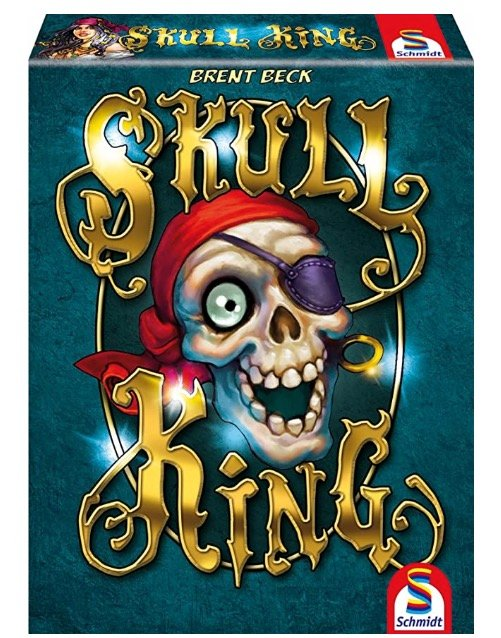 Skull King Kartenspiel für 3,91€ inklusive Versand (statt 9€) - KultClub!
