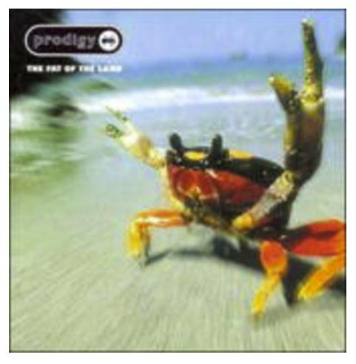 The Fat Of The Land von Prodigy (Vinyl) für 13,91€inkl. Versand (statt 21€) - Thalia Club!