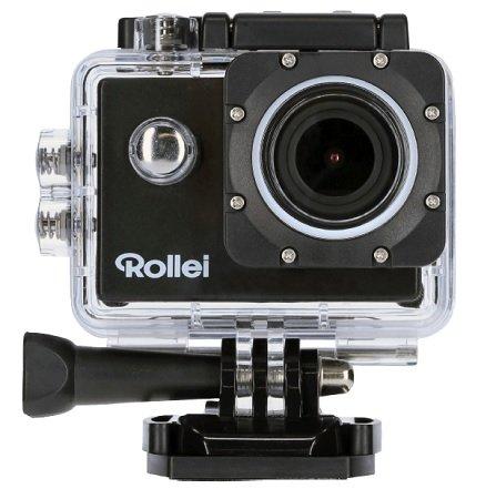 Rollei 540 Actioncam mit 4K Video Auflösung für 49€ inkl. VSK (statt 60€)