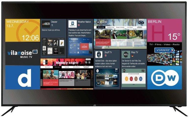 "Jay-Tech Genesis 6.5 - 65"" Ultra HD (UHD, 4K) LED TV für 599€ inkl. Versand"
