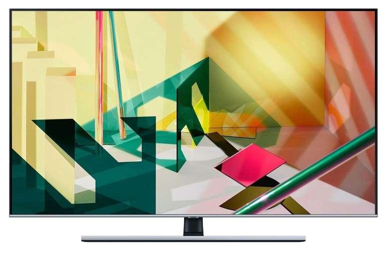 """Samsung """"GQ65Q75T"""" QLED-Fernseher (65"""", 4K Ultra HD, 100 Hz) für 1.018,74€ (statt 1.111€)"""