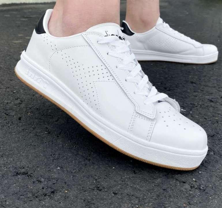 Diadora Martin - Herren Leder Sneaker für 39,94€ inkl. Versand (statt 56€)