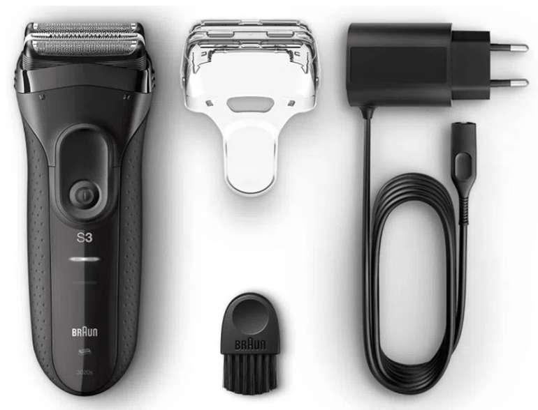 Braun Series 3 ProSkin 3020s Elektrorasierer für 51,69€ inkl. Versand (statt 62€)