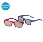 Grundig PRDG 3D-Brillen im Doppelpack für 5,99€ inkl. Versand (statt 12€)