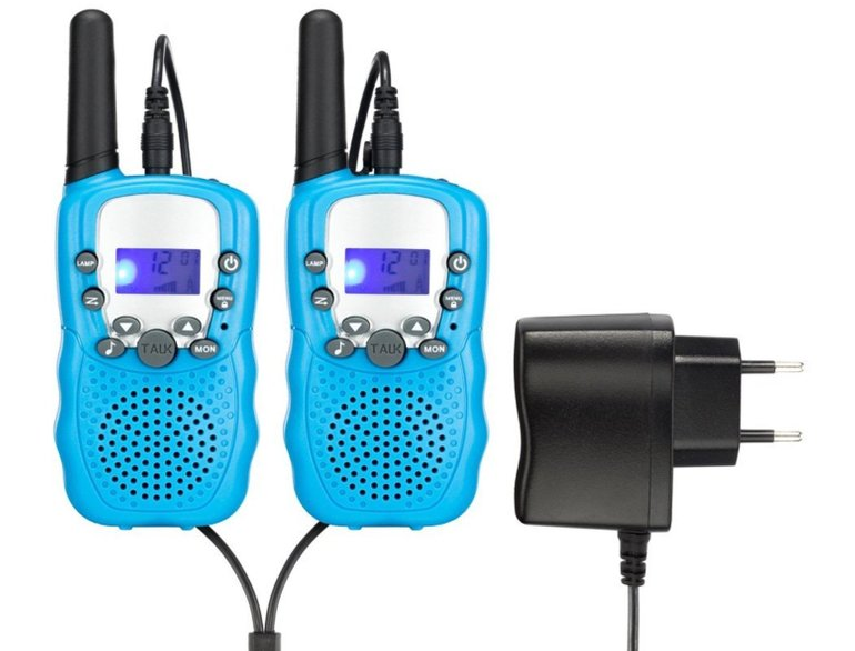 Kinder Walkie Talkies (Upgrow RT-388, 8 Kanal, 2km) für 24,99€ statt 32€