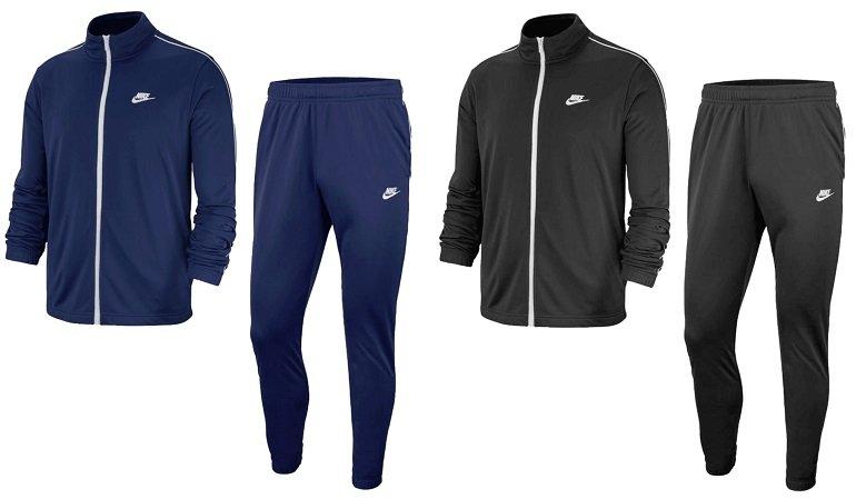 Nike Trainingsanzug Sportswear CE Track Suit PK Basic