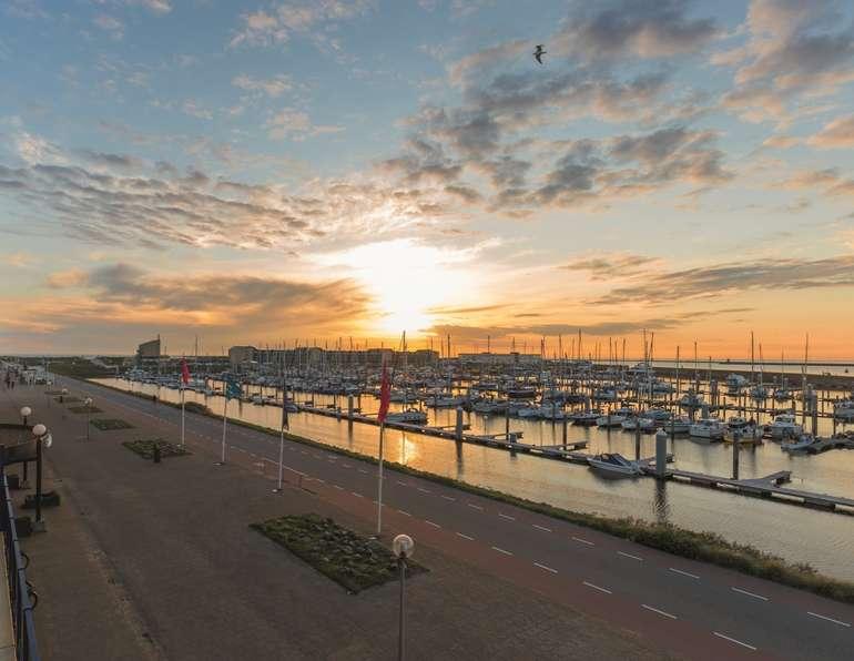 Ijmuiden, Niederlande: 1 ÜN im 4* Leonardo Hotel IJmuiden Seaport Beach (Frühstück, Wellness) für 39€ p.P