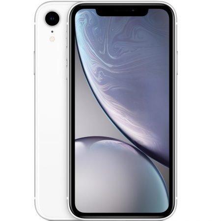 Apple iPhone XR mit 256 GB Speicher in Weiß für 829€ inkl. VSK