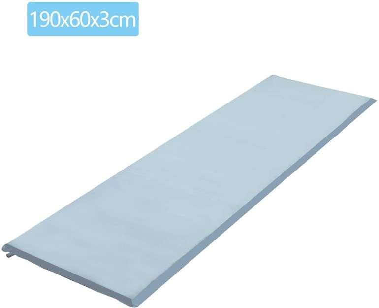 Wolketon - verschiedene selbstaufblasende Isomatten reduziert, z.B. 190 x 60 cm in blau für 14,71€