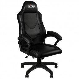 Nitro Concepts C100 Gaming Stuhl (schwarz/weiß/blau/rot) für 107,89€ inkl. Versand (statt 163€)