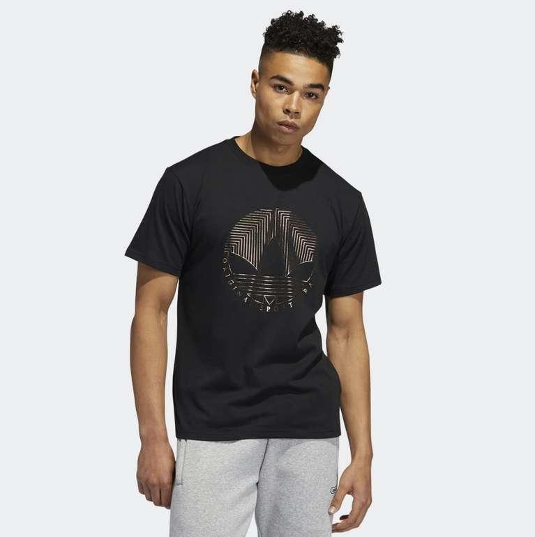 Adidas Deco Trefoil Herren T-Shirt in 3 Farben für je 19,60€ (statt 28€) - Creators Club!
